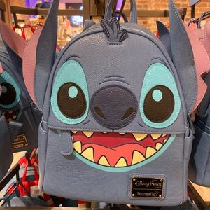 Stich Loungefly Backpack